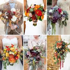 10 Stunning Bouquets For Your Fall Wedding FiftyFlowers