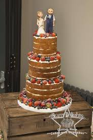 Rustic Wedding Cake Newark Lincoln Nottingham
