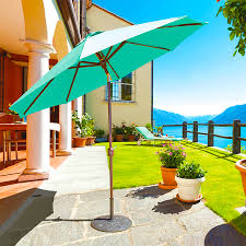 9 Ft Patio Umbrella Frame by Galtech 9 Foot Deluxe Auto Tilt Umbrella Model Number 737
