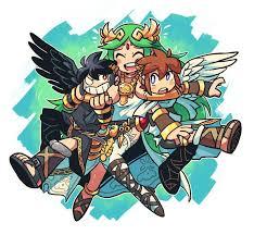 Kid Icarus Uprising Videogames Fire Emblem Nintendo Ice Cream Cook Video Games