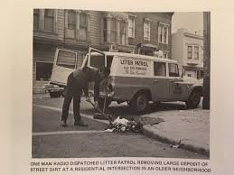 100 One Big Man One Big Truck SF Public Works On Twitter A Blast From The Past Of Our