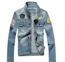 Mens Denim Jacket High Quality Fashion Jeans Jackets Slim Fit Casual Streetwear Vintage Jean Clothing Plus Size M 5XL