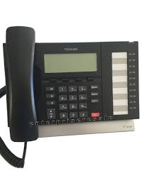 Toshiba (IP5122-SD) IP Phone 10 Button Speaker Display Refurbished ...