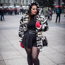 Lucia Lugomer Model Fashion Amazing Plus Size Sexiest Hottest