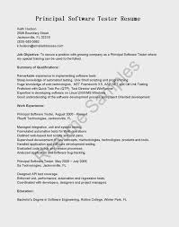 Selenium Automation Testing Resume Updated Sample Manual With