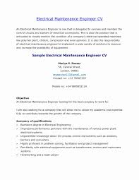 Awesome Electrical Maintenance Engineer Resume Samples Fresh ... Guide Electrician Resume Samples 12 Examples Pdf Unbelievable Sample Canada Electrical Apprentice Best Of Journeymen Electricians Example Livecareer 10 Apprentice Electrician Resume Examples Cover Letter The Samples Menu Or Click Here To Order Your New New Templates Visualcv Industrial And For 2019 Licensed Velvet Jobs