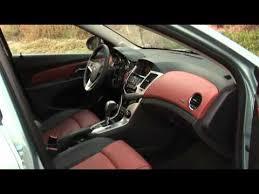 2013 Chevy Cruze Interior