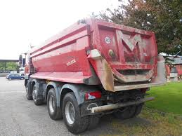 MAN TGA 35 440 Dump Trucks For Sale, Tipper Truck, Dumper/tipper ...