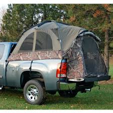 100 Sportz Truck Tent Camo Full Size Regular Bed 65 Napier