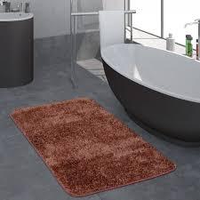 badezimmer teppich hochflor versch größen u farben