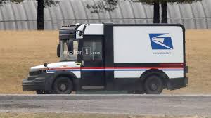 Big, Boxy U.S. Postal Truck Prototype Spotted Testing The Replacement For The Grumman Llv Usps Mail Truck Ar15com 10 Vehicles Should Consider In Search New Mail Preowned 2010 Ford F150 Xlt Truck Calgary 34943 House Of Junkyard Find 1972 Am General Dj5b Jeep Truth About Cars Short Bus Dodge Postal Delivery Van Uks Royal Postal Service Is Now Trialling Electric Vans Around This Is What Fords Protype Looks Like We Spy Okoshs Contender News Car And Driver Used Freezer Trucks Online Dealer Delivers Carriers 1963 Fleetvan Sale On Ebay June 2017 Located
