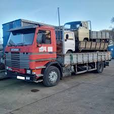 Left Hand Drive Scania 92M 250 HP Turbo Intercooler 19 Ton Truck ...