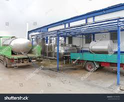 Unloading Raw Milk Trucks Dairy Factory Stock Photo 134199998 ... Tiptop Milk Home Page Lemke Bros Ampi Hauler Tanker Trucks Unloading In Stall Salo Finland September 21 2014 Volvo Fm Tank Truck Divco Model 374 1957 Youtube Urban Biffs Cave Amazoncom Green Toys Recycling Games Delivery Transport Android Apps On Google Play Customized Scania On The Road Editorial Image