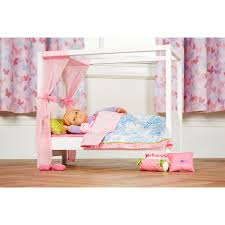 Our Generation My Sweet Canopy Bed Our Generation UK