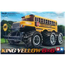 Tamiya 1/18 King Yellow 6x6 School Bus GS-01 Kit | TowerHobbies.com Monster Truck School Bus 3d Model In Concept 3dexport Toy Cool Oversized Wheels Kids Gift For Higher Education Higher Education Pinterest Hot Jam Diecast 1 Pull Back Novelty Vehicles Jams Flips Over By Creator_3d 3docean 2016 Hot Wheels School Bus 124 Scale Monster Jam Bus Hdr Nothing Wrong With Riding The Short Flickr 2018 Calendar May 26th Elko Speedway