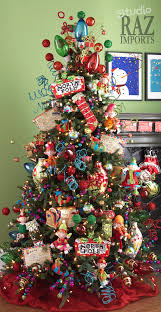 Whoville Christmas Tree Decorations by 34 Beautiful Christmas Tree Decorating Ideas Charlotte