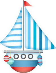 Templates clipart boat 5