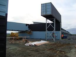 100 Shipping Container Beach House Modified Buildings Auckland Logical Group