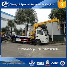 100 Tow Truck Flatbed Cheap Road Wrecker Ing To Transport 2