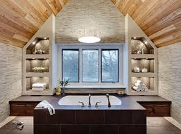 20 contemporary bathrooms with vaulted ceiling home design