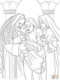 John The Baptist Coloring Pages To View Printable Version Or Color It Online Compatible With IPad And Android Tablets