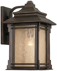 franklin iron works hickory point 16 high outdoor light wall