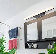 led spiegelleuchte i badleuchte i schminklicht i badezimmer