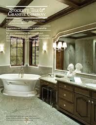 stockett tile and granite gallery advertising portfolio
