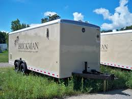 Wells Cargo Brickman Express Wagon Enclosed Landscape Trailer Dealers Cincinnati Ohio