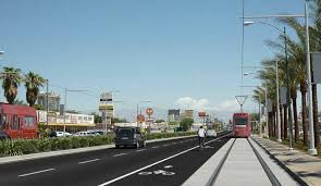 Las Vegas Makes Early Plans for Light Rail Archpaper