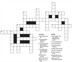 Newspaper Section Crossword Clue & Solving A Cryptic Newspaper