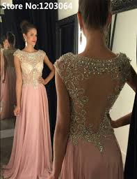 online get cheap prom dresses ombre pink aliexpress com alibaba