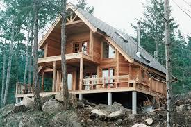 Cabin Style House Plan 2 Beds 200 Baths 1154 SqFt 118 102