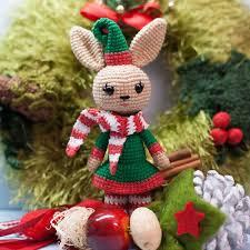 Crochet Mini Teddy Bear Free Pattern InArt Amigurumi Crochet