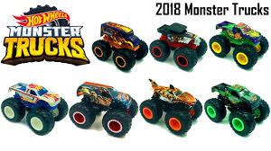 NEW HOT WHEELS MONSTER TRUCKS 2018 SINGLES! FYJ44 - YouTube Hot Wheelsreg Monster Jamreg Mighty Minis Pack Assorted Target Wheels Jam Maximum Destruction Battle Trackset Shop Brick Wall Breakdown Fireflybuyscom Amazoncom 124 New Deco 1 Toys Games 164 Scale Vehicle Big W Higher Ecucation Walmartcom Grave Digger Buy Jurassic Attack Diecast Truck 2014 Rap Twin Toy Dragon 14 Edge Glow 2017 Case D Grana Team Lebdcom