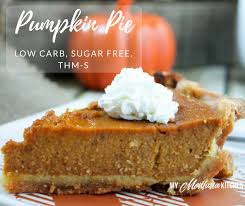 Pumpkin Pie Without Crust And Sugar by Low Carb Pumpkin Pie My Montana Kitchen