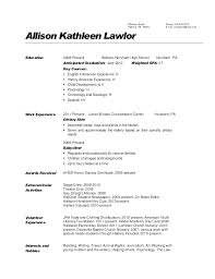 Resume Babysitting Duties For Babysitter Spectacular Example Job Your Sample Of