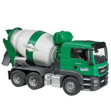 100 Toy Cement Truck Bruder MAN TGS Mixer Educational S Planet
