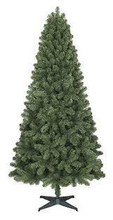 7 Unlit Alberta Spruce Christmas Tree