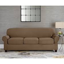 sofa fabulous 3 piece sofa cover sectional couch covers chair