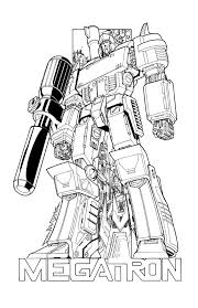 Transformers Coloring Pages Games