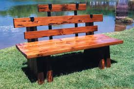 Solid Wooden Benches Outdoor Bench Iron And Solid Wood Bench