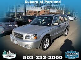 Subaru Forester For Sale In Portland, OR 97204 - Autotrader