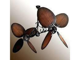 Flush Mount Dual Motor Ceiling Fan by Downrods For Ceiling Fan Nmelo With Double Blade Ceiling Fan
