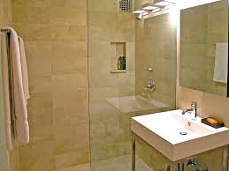tiles tile backsplash around bathroom sink beautiful beige