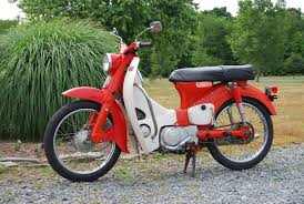 My Sweet Ride 1967 Honda CM91