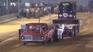 100 Bluegrass Truck And Trailer Battle Of The Pulling Series Ep 1504 YouTube