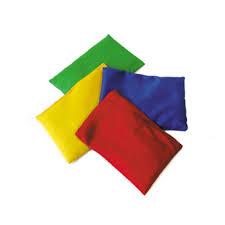 Small Bean Bags Clipart 1