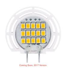 landlite dimmable led g8 bulb with electric shock protection