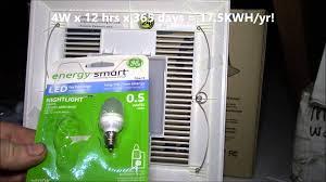 panasonic fv 11vql5 whisperlight bathroom fan light bulb tips